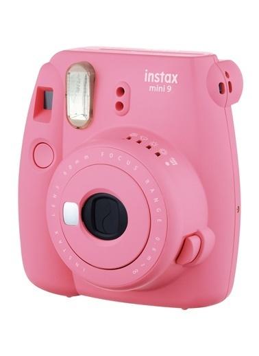Fujifilm instax mini 9 Pembe Fotograf Makinesi ve Hediye Seti 4 Renkli